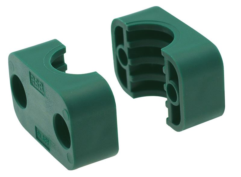 Rsb single standard tube clamp jaws industrial ancillaries