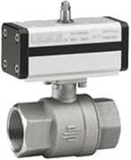 Actuated Ball Valve Double Acting