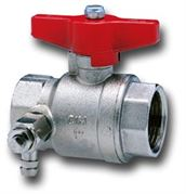 Cimberio® 300 Ball Valve with Drain Point