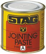Stag Type A Jointing Paste Red