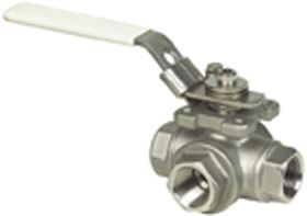 Vale® Stainless Steel Ball Valves