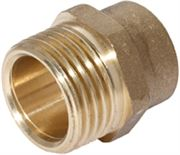 Vale® End Feed Male Iron Connector