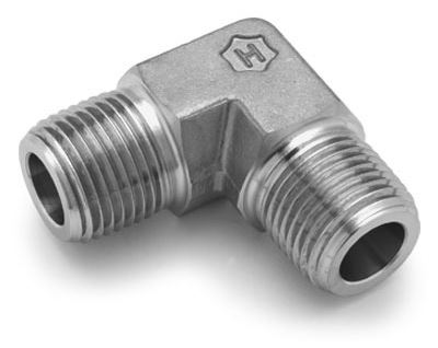 Ham-Let® Pipeline stainless steel male elbow NPT