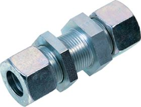 EMB® DIN 2353 stainless steel equal bulkheads