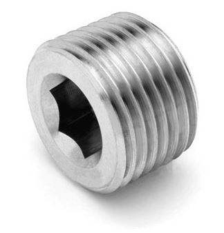 Ham-Let® Pipeline stainless steel socket head plug NPT