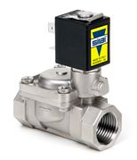 Sirai® L182 2/2 N/C Direct Acting Solenoid Valve Stainless Steel