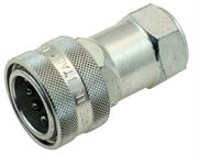 Vale® ISO B Coupling Stainless Steel NPT