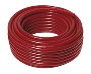 Vale® Braided PVC Hose 30m Coil Red