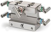 Ham-Let Astava 5 Way Direct Mount Manifold Flange 54H