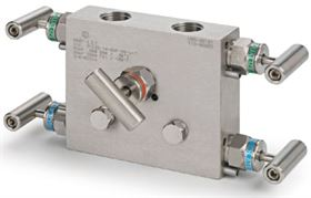 Ham-Let® Astava 5 way remote mount manifolds