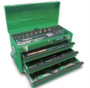 Toptul® 99 Piece Portable Tool Chest Tool Set