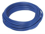 Soft Copper Tube Blue PVC Sheath