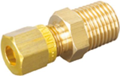 Wade™ Metric Male Stud Coupling BSPT
