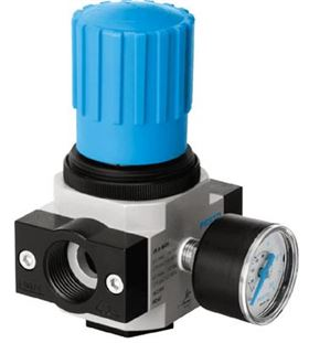 Festo LR D series pressure regulators