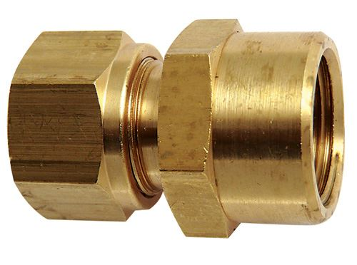 Vale® Metric Female Stud Coupling BSPP