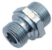 EMB® DIN 2353 Male Stud Coupling Extra Light Series BSPP Thread Body Only