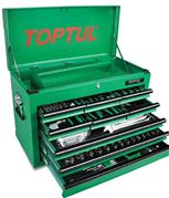 Toptul® 9-Drawer Tool Chest- 186 Piece Tool Set