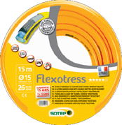 Sotep Flexotress™  Water Hose 50m Coil
