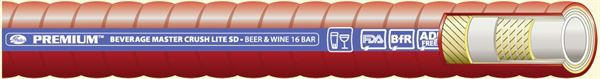 Gates Premium Beverage Master Crush Lite SD Hose