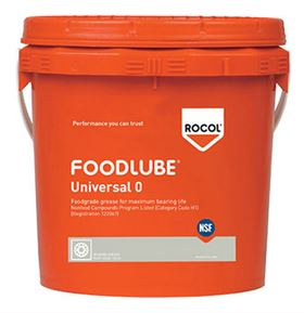 Rocol® Foodlube® Bearing Greases