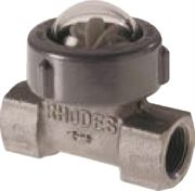 Rhodes™ Series 400 Flow Indicator Stainless Steel