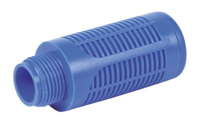 Vale® Plastic High Flow Silencer