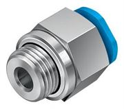 Festo QSM Mini Hex Male Stud Coupling (BSPP)
