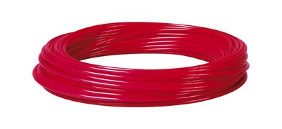 Vale® Metric Polyurethane Tube Red 100m Coil