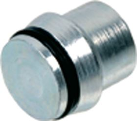 EMB® DIN 2353 carbon steel blanking plugs