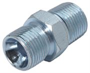 Vale® male adaptor BSPP to BSPT from Industrial Ancillaries