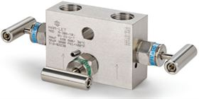 Ham-Let Astava 3 way remote mount manifolds