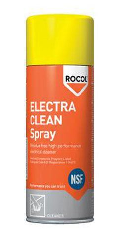 Rocol® Foodlube® Food Grade Cleaners