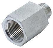 Vale® Fixed Male Female Adaptor BSPP to BSPP