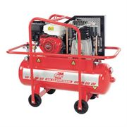 Fiac 9.0 HP Portable - 130 Litre Air Compressor