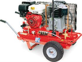Petrol Portable & Static Air Compressor