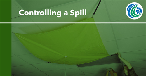 Controlling a Spill