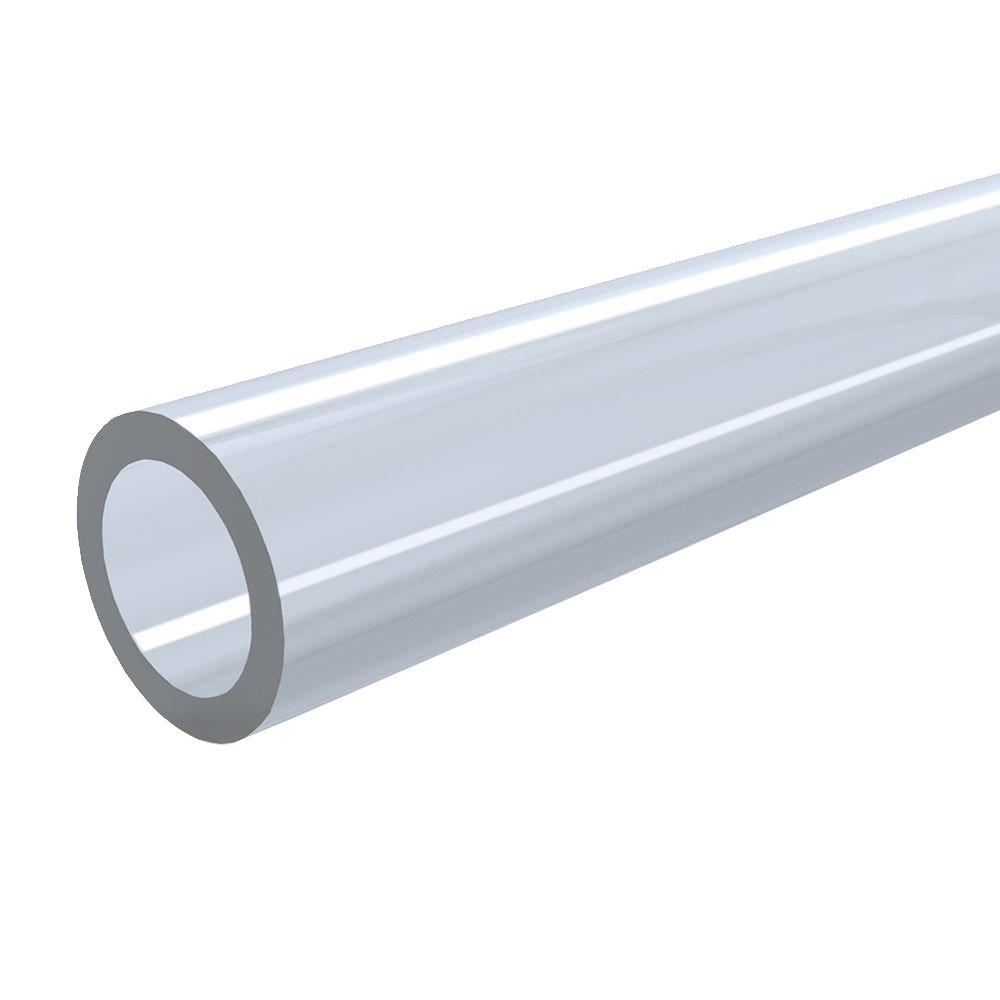 Vale 174 Clear Pvc Tube 50mm Length Industrial Ancillaries