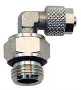Vale® Male Swivel Elbow BSPP