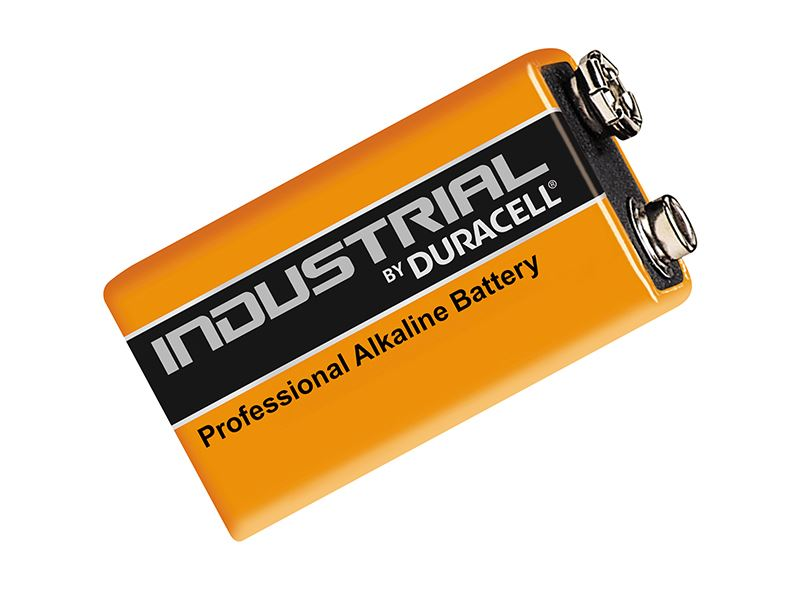 Duracell® 9v Cell Industrial Battery