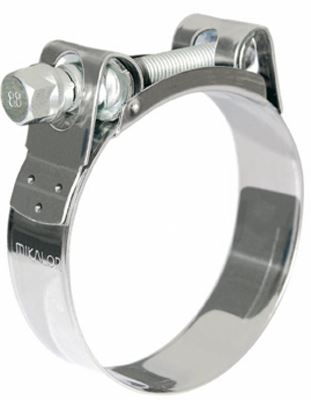 Mikalor Supra W2 Heavy Duty Hose Clamp