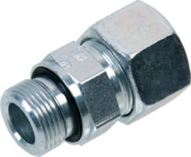 EMB® DIN 2353 Stainless Steel Male Stud coupling Form E