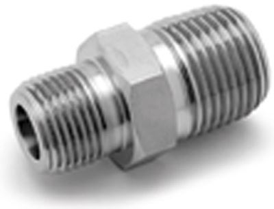 Ham-Let® Pipeline stainless steel reducing nipple NPT to NPT